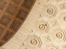 раздувает потолок высоко 3 Стоковые Изображения RF