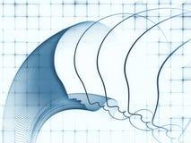 Раздумья на геометрии души Стоковая Фотография RF