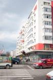 Районы Бухареста Стоковое Фото
