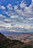 Район дикой природы каньона Salt River, национальный лес Tonto, Gila County, Аризона, Соединенные Штаты стоковая фотография