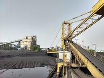 Район конструкции используемый в индустриях стоковое изображение