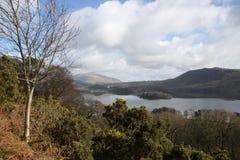 Район озера Англи Стоковые Изображения