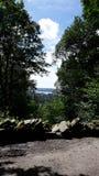 Район озера Стоковые Изображения RF