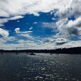 Район озера Стоковые Фотографии RF