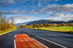 Район озера Cumbria Англия Стоковая Фотография