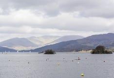 Район озера Windermere Стоковое Изображение RF