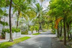 Район Key West Стоковое Фото