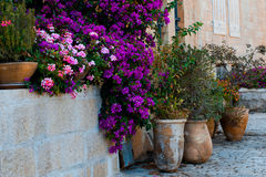Район Yemin Moshe, Иерусалим, Израиль Стоковая Фотография RF