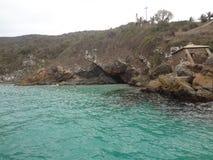 Рай Бразилии arraial делает cabo стоковое изображение rf