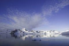 рай гавани Антарктики Стоковая Фотография RF