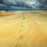 рай к путю Стоковые Фотографии RF