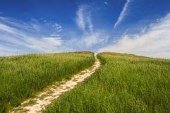 рай к путю Стоковые Изображения