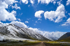 рай к путю Стоковые Фото