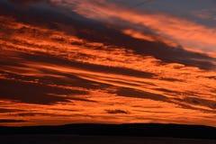 Рай на огне Стоковые Фото