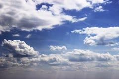 Рай неба Стоковая Фотография RF