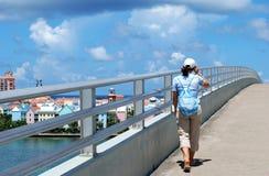 рай острова к гулять Стоковое Фото
