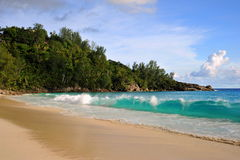 рай острова Стоковые Фотографии RF