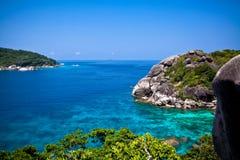рай острова Стоковое Изображение RF