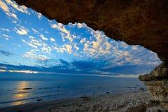 Рай пещеры Стоковые Изображения RF