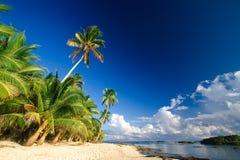 рай пляжа тропический Стоковая Фотография