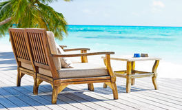 рай тропический Стоковая Фотография