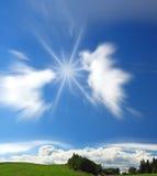 рай хайвея к Стоковое Изображение RF