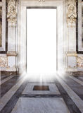 рай s двери стоковое фото