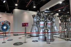 ракета двигателя Стоковое Фото