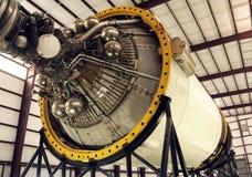 ракета дисплея Стоковое Изображение RF