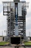 ракета луны перепада Стоковые Фотографии RF