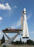 ракета памятника Стоковая Фотография