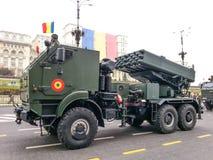 ракета черни пусковой установки Стоковое Изображение