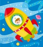 ракета Стоковая Фотография RF