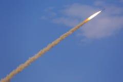 Ракета S-300 стоковая фотография rf