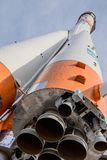 Ракета Soyuz стоковая фотография