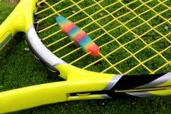 Ракетка тенниса Стоковая Фотография RF