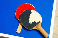 Ракетки тенниса стоковое изображение rf