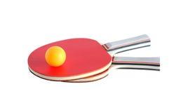 ракетки шарика Стоковая Фотография RF