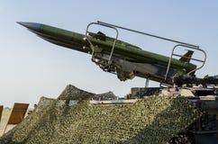 Ракетная пусковая установка стоковое фото