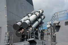 Ракетная пусковая установка Стоковая Фотография RF