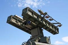 Ракетная пусковая установка стоковые фото