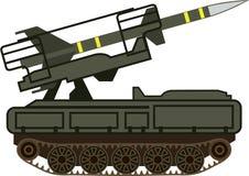 Ракетная установка Стоковая Фотография