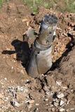 Ракетные установки многократной цепи ракеты Стоковое Фото