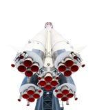 Ракетный двигатель Стоковые Изображения