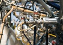 Ракетный двигатель Стоковые Фото