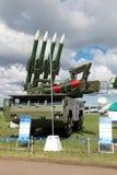 Ракетный комплекс Buk Стоковые Фотографии RF