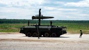 Ракетный комплекс Iskander сток-видео