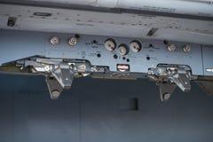 Ракеты воздушных судн Стоковое Изображение