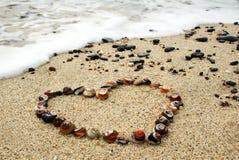 раковина влюбленности Стоковая Фотография RF