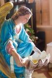 Раковина владением куклы Анджела Стоковое Изображение RF
